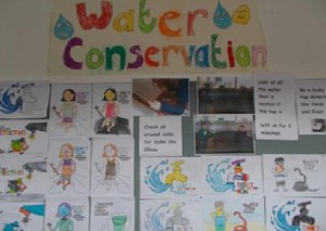 water con